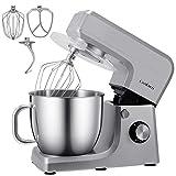 Cookmii 1800W Batidora Amasadora Repostería Profesional Robot de Cocina Automática Multifuncional Amasadoras de pan...