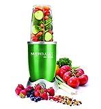 Nutribullet NB5-0628-G - Extractor de nutrientes con recetario en español, base motor de alta capacidad, 500 W, 20.000 rpm,...