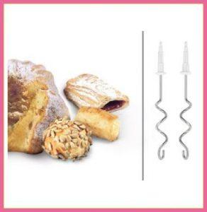 pan y postres con batidora de reposteria recetas