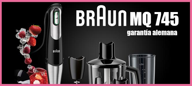 comprar online braun mq745 batidora