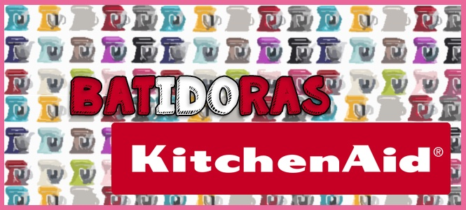 kitchen aid batidora