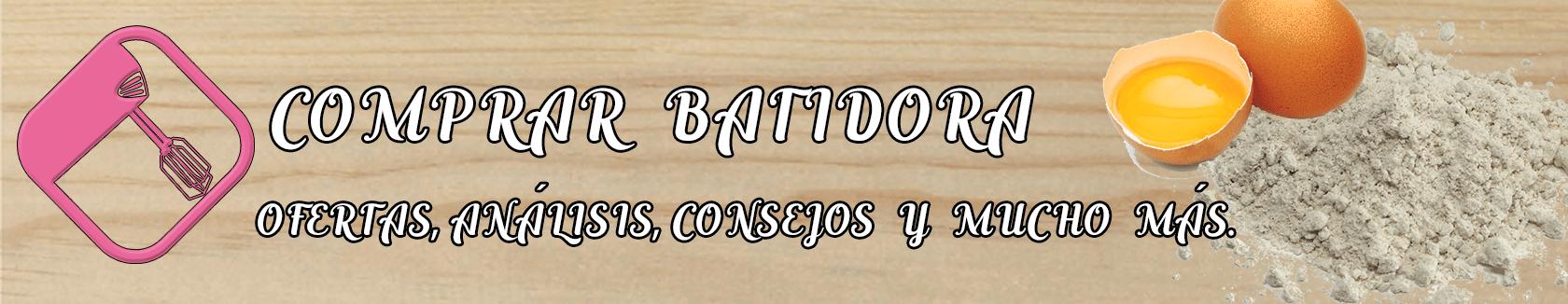 Comprar Batidora