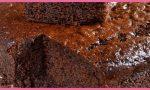 Coca de chocolate casera