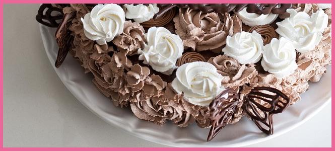 Cómo Hacer Una Tarta De Chocolate Y Nata Fácil