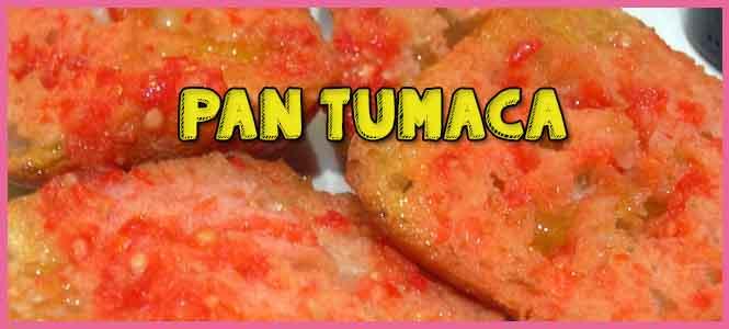 como preparar el tomate para tostada