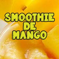 receta smoothie mango
