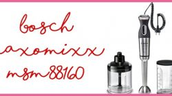 Bosch Maxomixx MSM88160