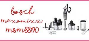 Bosch Maxomixx MSM88190