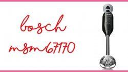 bosch msm67170 review