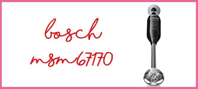 comprar online batidora bosch msm67170