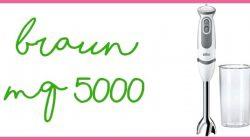 Braun mq5000