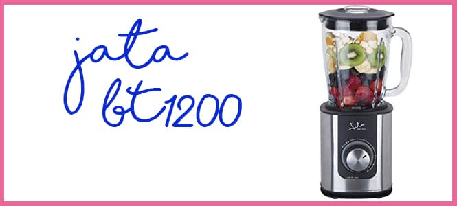 máquina para batir Jata BT1200