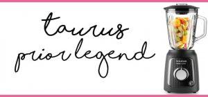 batidora de vaso taurus prior legend