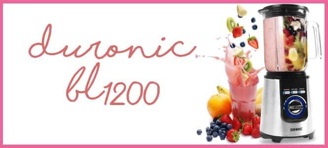 Duronic Electric Blender BL1200