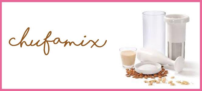 chufamix para leches vegetales